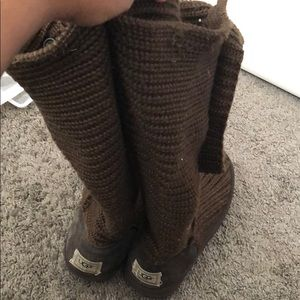 CLASSIC CARDY BOOT UGG Brown